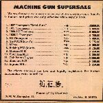 L.E.S. SUPER SALE Machine Guns